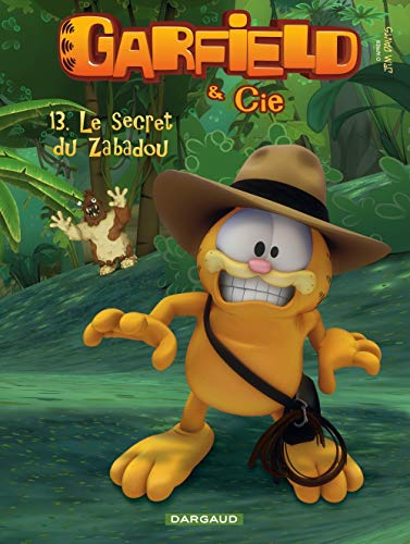 Garfield & Cie - tome 13 - Le secret de Zabadou (13)