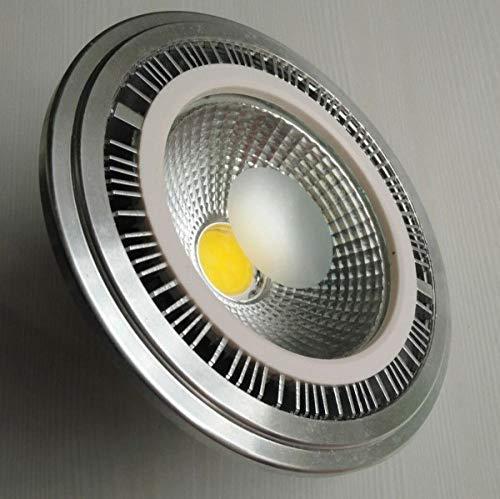 Plafondlamp met spots voor plafondspots, zeer helder, Ar111 7 W, 9 W, 12 W, LED, Downlight Ar111 Qr111 G53 Gu10 LED, dimbaar, LED-lampen Ac110V / 220 V / Dc12V