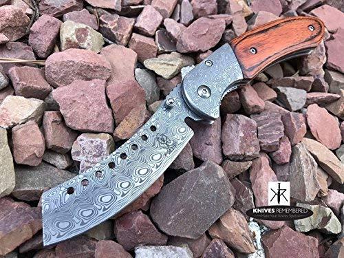 Monogram Knife, Custom Knives, Pocket...