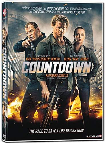 Countdown (2016) (DVD Region 2) Nic Kemeth, Glenn Jacobs (John Stockwell)