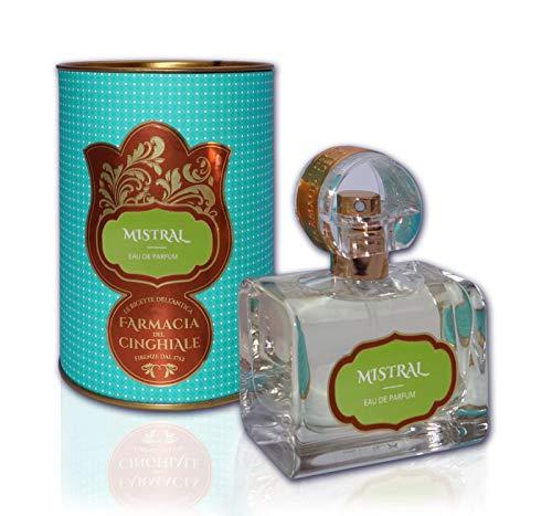 Eau de Parfum Mistral perfume fresco nota floral oriental 50 ml