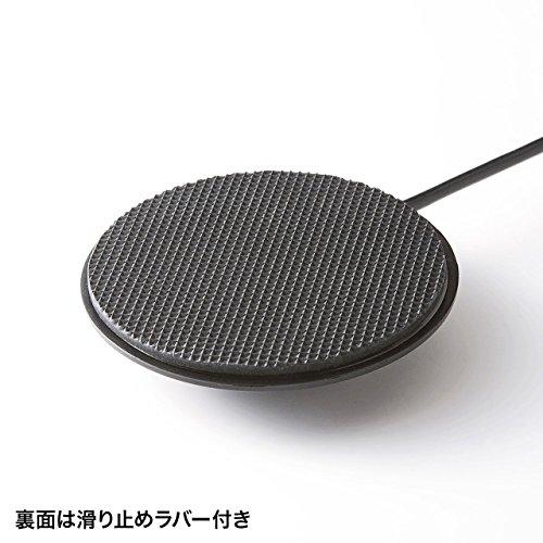 SANWASUPPLY『USBマイクロホン(MM-MCU06BK)』