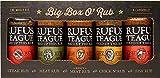 Rufus Teague - Big Box O' Rub Variety Pack - Premium BBQ Rub - 5 Bottles