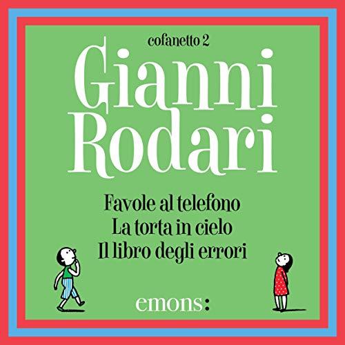 Cofanetto Rodari 2 cover art