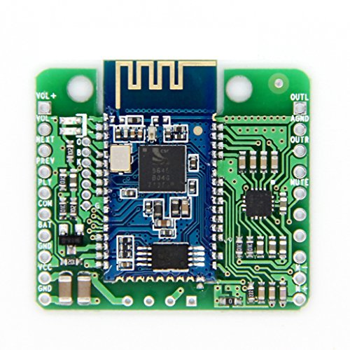 JENOR CSR8645 APT-X HiFi Bluetooth 4.0 12V-Empfängerplatine Für Auto-Verstärker-Lautsprecher