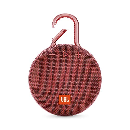 Caixa de som JBL Clip 3, portátil, impermeável, Bluetooth, sem fio
