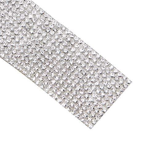 Cinturón de Diamantes de Cristal con Adhesivo, cinturón de Diamantes de Cristal...