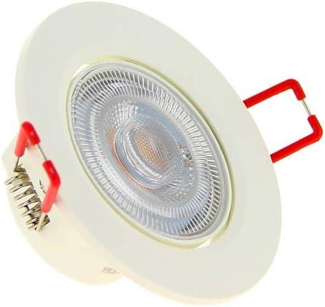 Foco LED integrado 345 l/úmenes resistente al agua Xanlite