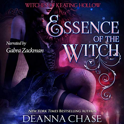 Essence of the Witch cover art