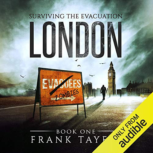 Surviving the Evacuation, Book 1: London Titelbild