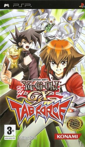 Yu-Gi-Oh! GX Tag Force (PSP) [UK IMPORT]