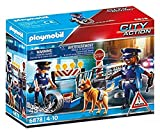 PLAYMOBIL City Action 6878 - Bloqueo de Calle (5 años)