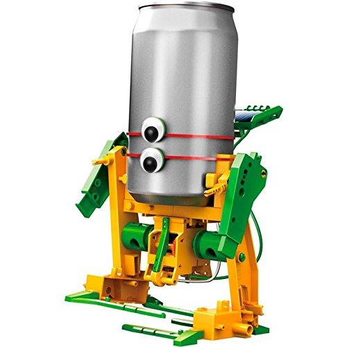 RCTecnic Kit Robot Solar 6 Modelos en 1 | Juguete...