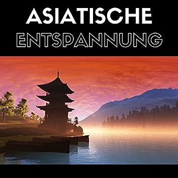 Asiatische Entspannung - Zen Musik zum Einschlafen und Meditieren mit Geräuschen der Natur für Tiefenentspannung