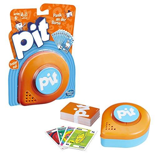 Hasbro Spiele E0890100 Pit, Familienspiel
