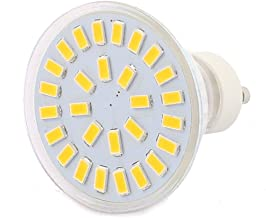 X-DREE 220V-240V GU10 LED Light 4W 5730 SMD 28 LEDs Spotlight Down Lamp Bulb Warm White (4daf9c50-a222-11e9-8d7c-4cedfbbbd...