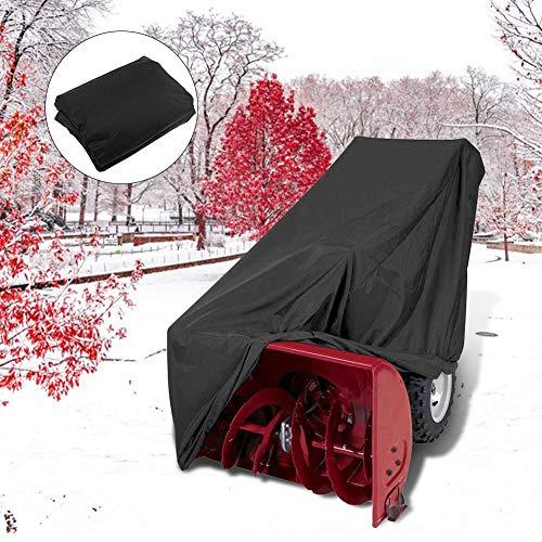 cypressen Schutzhülle Abdeckplane Gartenmöbel Wasserdicht Abdeckung, Schneeschaufeln Staubdichter Regenschutz Durable Protector für 210D Schneefangabdeckung