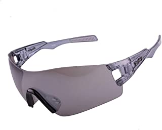 Tour Performance Sport Sunglasses with Case - No-Slip for Cycling, Biking, Triathlon, Running