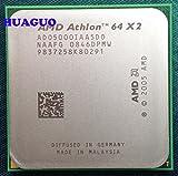 AMD Athlon 64 X2 Dual-Core 5000+ 2.6 GHz Processor with 1024KB L2 Cache and 64-Watt Socket AM2 (ADO5000DSWOF)