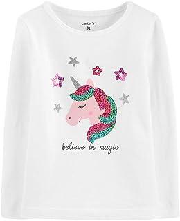 Infant Girls No Mistletoe Needed Ivory Shirt Holiday T-Shirt