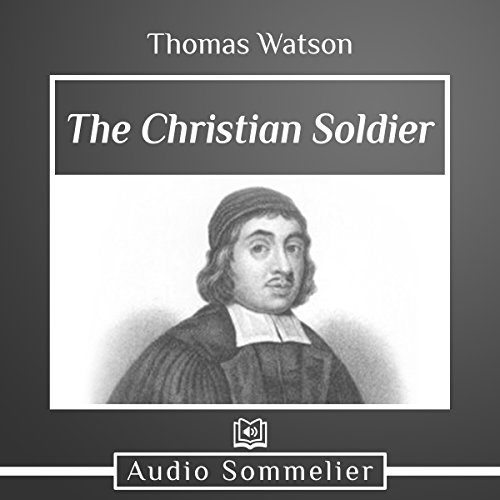 The Christian Soldier audiobook cover art