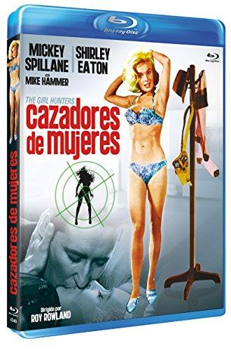 Cazadores de Mujeres BD 1963 The Girl Hunters [Blu-ray]
