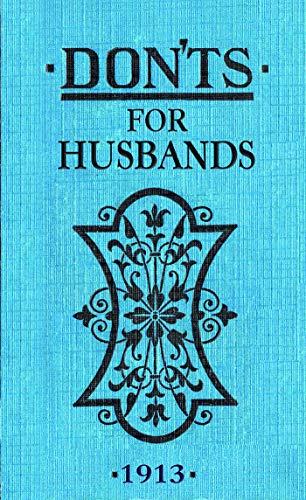 Don\'ts for Husbands