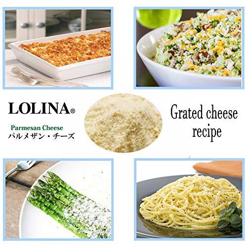 『ロリーナ パルメザンチーズ』のトップ画像