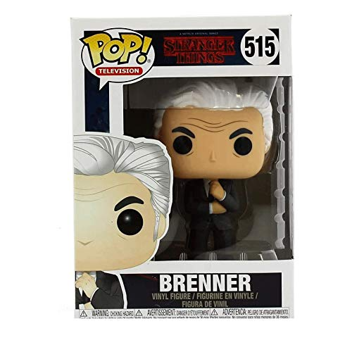 Gogowin Pop Television : Stranger Things – Brenner Figure 3.9inch Vinyl Gift for Boys Horrible Television Fans