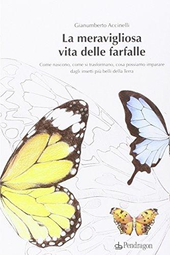 La meravigliosa vita delle farfalle. Come nascono, come si trasformano, cosa possiamo imparare dagli insetti più belli della Terra. Ediz. illustrata