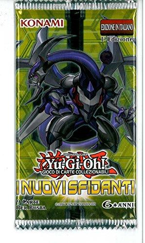 Konami 1 Bustina di espansione Yu-Gi-Oh! I Nuovi Sfidanti Edizione Italiana