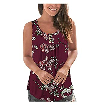 Womens Short Sleeve Button Down Shirts Simple Pullover Stretch Formal Casual Dress Shirt Womens Plus Size Shirts Womens Boho Tops Womens Graphic Tank Tops Womens Fishing #2-Wine,L