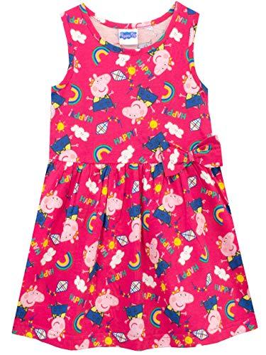 Peppa Pig Girls Dress Age 2 to 3 Years Pink