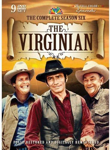 The Virginian - Season 6 [RC 1]
