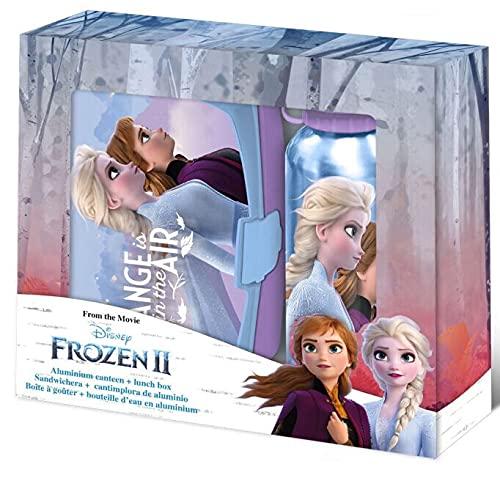 Disney Frozen KD-FR50001 Menaje Infantil, Sintético, Color, único