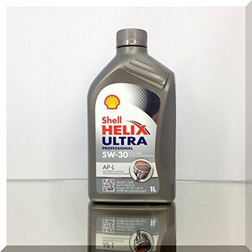 Shell 001E3927 HELIX Ultra PROFESSIONAL AP-L 5W30 motorolie, 1 l