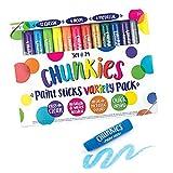 OOLY, Chunkies Paint Sticks Variety Pack - Set of 24