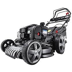BRAST 4 in 1 petrol lawn mower Briggs & Stratton engine self-propelled engine mower B & S BS