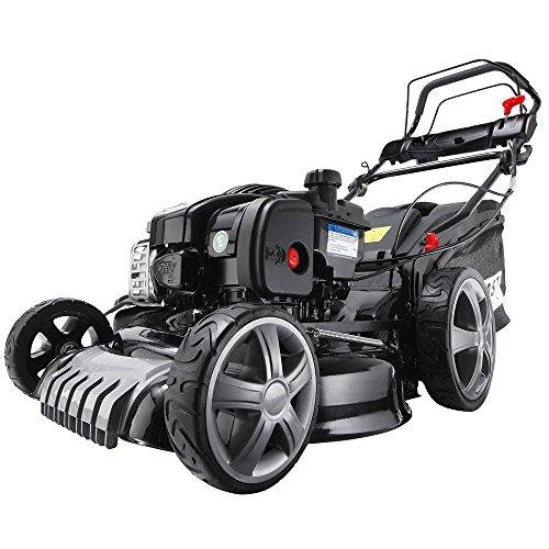 BRAST tondeuse thermique autopropulsée, 2,7 cv vitesse de 2700tr/min,...
