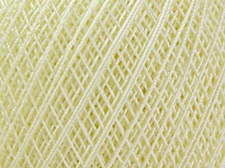 DMC Babylo Cotton Crochet Thread Size 20 746 - per 50 gram ball