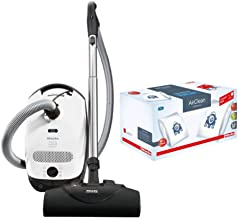 Miele Classic C1 Cat and Dog Canister HEPA Vacuum Cleaner with SEB228 Powerhead Bundle - Includes Miele Performance Pack 1...