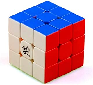 CuberSpeed Dayan TengYun M 3x3x3 Magnetic Speed Cube Stickerless