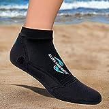 Sand Socks Elite Black Small