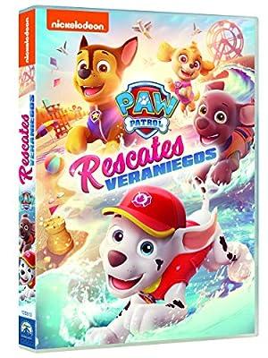 Paw Patrol 20: Rescates Veraniegos [DVD] de Paramount Pictures