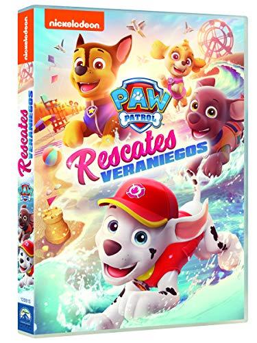 Paw Patrol 20: Rescates Veraniegos [DVD]