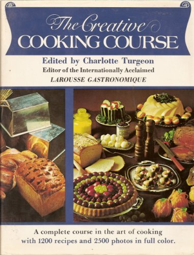 The Creative Cooking Course