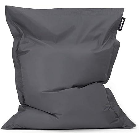 Bean Bag Bazaar Bazaar Bag Coussin de Sol pour Pouf Géant, Très Grand, Résistant à l'Eau, Pouf Poire
