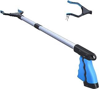 Grabber Reacher Tool,FitPlus Premium Grabber Tool 32 Inch with Magnet, Grabber Reacher for...