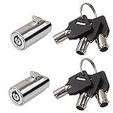 Abuff High Security Vending Machine Lock and Key,...
