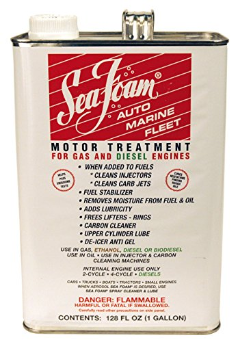 Sea Foam SF128 Motor Treatment Fuel Injector Cleaner Review